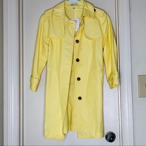 Gap  Xs Spring Trench coat
